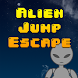 Alien Jump Escape by Dean Lennard