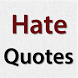 Hate Quotes by Nerd Pig
