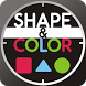 Shape and Color Shooter by Odo Apps