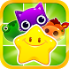 Happy Forest:cute animal match by Puzzle Games Inc