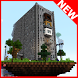 Floating house. Minecraft map by Five shots games