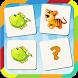 Toby Memory Game: Animals by IceTea Studio