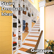 Stair Decorating Ideas by Gunaapps