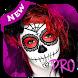 Halloween Makeup Face by Robot App