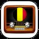 Radios Belgique by DevYoux