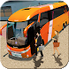 Off-road Tourist Coach Bus Driving Simulator Games