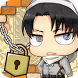 Attack on titan LOCK APP by NOS Inc.