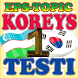 Koreys Tili Testi EPS Topic 1 by Namangan Intellect Software Developers