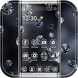 Black Diamond gemstone Theme by SkyCity Apps