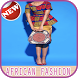 African fashion perfect by MotionSense