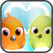 Crazy Love Birds Jumping Game by Wayne Hagerty