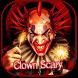 Creepy Scary Clown Evil by alicejia2017