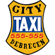 City Taxi Debrecen by SL Software Consult Hungary Kft.