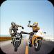Crazy Stunts Bike Adventure by topedgestudio