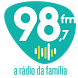 Rádio 98FM Nova Serrana by BRLOGIC