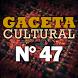 Gaceta Cultural N° 47 by Ministerio de Cultura del Perú