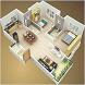 Desain Tempat Tidur minimalis by ImamStudio