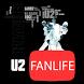 U2Fanlife - U2 by Ivan Benito Garcia