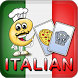 Italian Flash Cards for Kids by EFlashApps, LLC