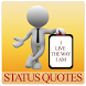Status Quotes For All by superstarz