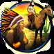Wild American West by Mooce