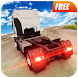 Euro Truck : USA Cargo Driver Offroad Simulator 3D by Creative Action 3D