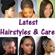 Latest Hairstyles & Care by Prigynelle Apps