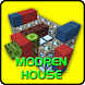 Modern House 2 Build Craft PE by Davis Games