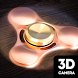 Hand spinner camera 3d by ODVgroup