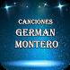 German Montero Canciones by BlueRiverMob