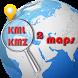 KMLZ 2 Maps Pro by Wael S.J