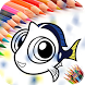 Coloring book for Dory by Chalse Marlosh