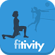 Volleyball Athletic Training by Fitivity