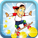 Skate Surfer Boy by Diamond Games