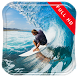 Surfing and Waves Live Wallpap