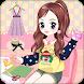 Dressup Girl: Origami by DevGameApp