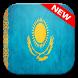 Kazakhstan Flag Wallpapers by FlagWallpapers