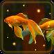 Aquarium Gold Fishes LWP by Live Wallpaper Exellent