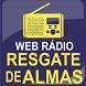 Web Radio Resgate de Almas by Techsoft Soluções