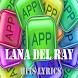 Lana Del Rey Lyrics by Beverly Cooper