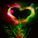 Abstract Heart Live Wallpaper by Daksh Apps