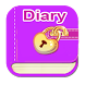 Diary With Password Protection by EMStudio