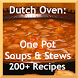Dutch Oven Soup & Stew Recipes by FlavorfulApps.com