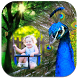 Peacock Photo Frames by iStar apps