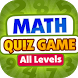 Math All Levels Quiz Game by Quiz Corner