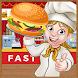 Burger Master Fast Food Maker Cooking Games