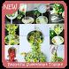 Beautiful Sweetheart Topiary by Akais Studio