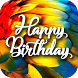 Happy Birthday Wishes by Amity Apps