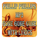 Phillip Phillips MP3 Gone Gone Gone With Lyrics by Cabean Studio