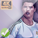 Cristiano Ronaldo Wallpapers 4K HD RMA Fans by Wallpapers4K Inc.